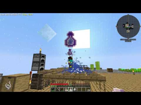 SkyFactory 3 with Direwolf20 - Episode 09 - Agriculture and Regret
