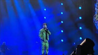 Queen & Adam Lambert Crazy Little Thing Called Love - Fire Fight Australia Concert Sydney 16/2/20