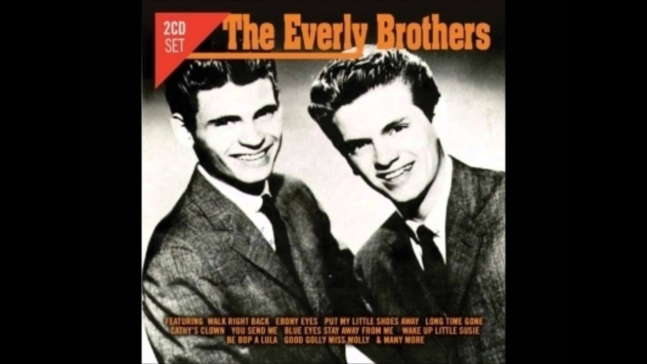 Everly Brothers Bye Bye Everlys