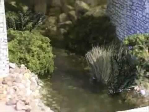 Un corso dacqua con resina PROCHIMA  YouTube