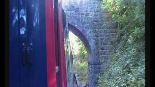 "Historic rail trip. Ashton Gate station to Bristol TM. ""HST snake"" Brunelian charter"