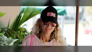 Laeticia Hallyday : pourquoi elle ne porte pas toujours la croix de Johnny Hallyday?