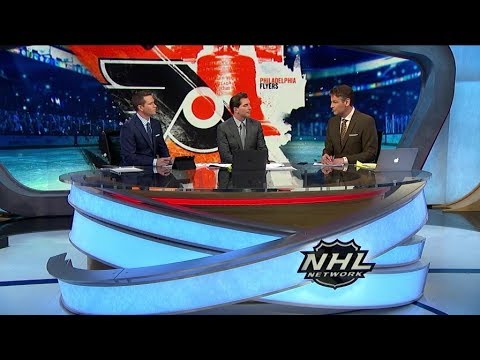 NHL Tonight:  Hakstol`s future  Discussing the future for Dave Hakstol  Dec 5,  2018