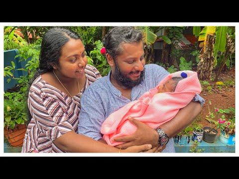 Birth Story Of Our Little Princess 👸//Kerala Vlogger//Epi - 160.