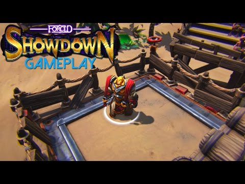 FORCED SHOWDOWN Gameplay (PC HD)