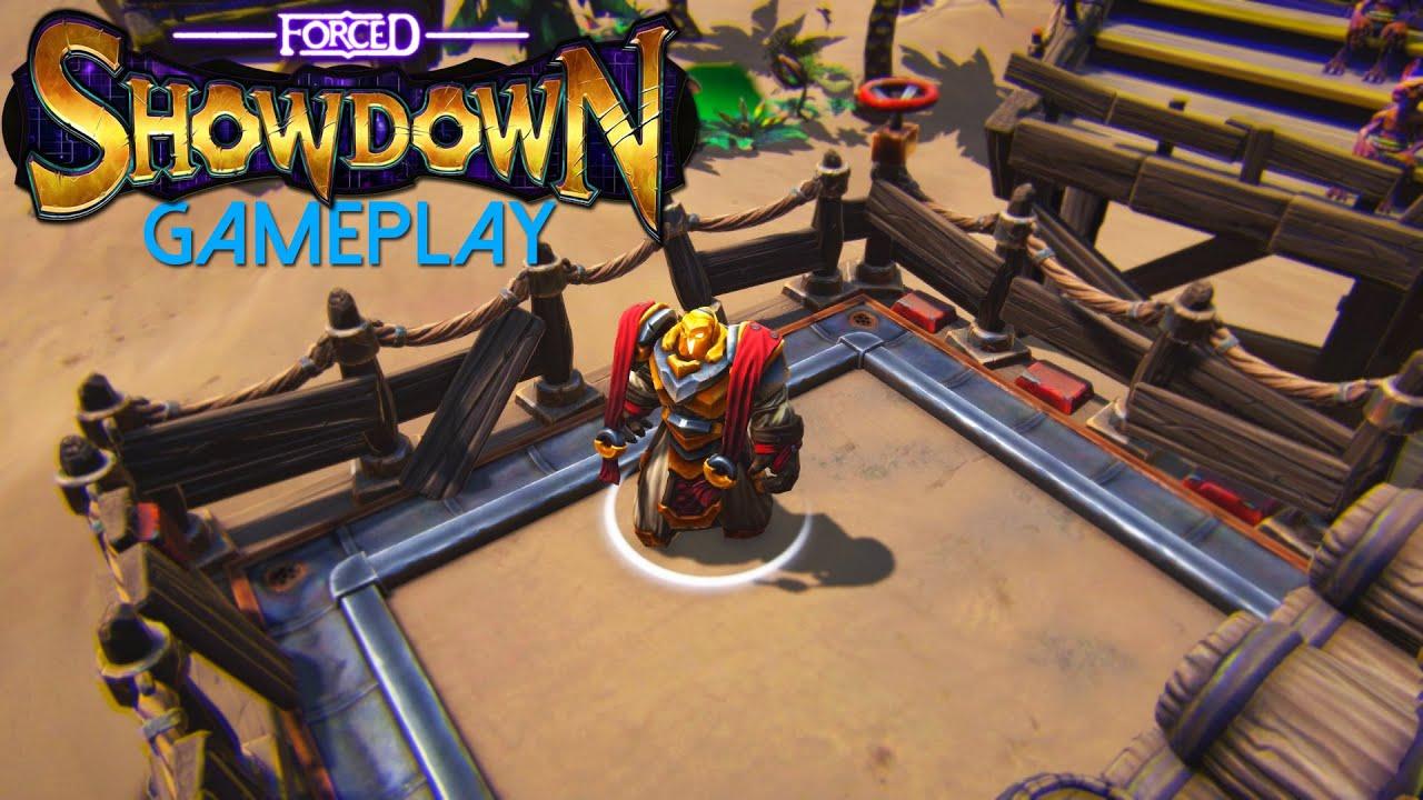 Forced Showdown Gameplay forced showdown gameplay (pc hd)