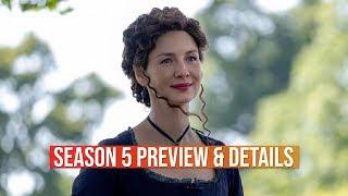 Outlander Season 5 Preview amp Details