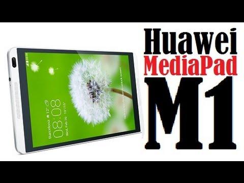 Huawei MediaPad M1, Harga, Spesifikasi, Review, Unboxing 2014 - 2015