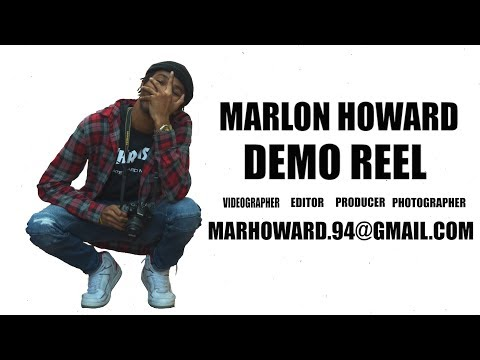 Marlon Howard's Production Reel