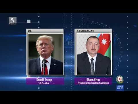 Azerbaijan News 27 04 2018