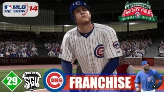 MLB 14: The Show (PS4) Chicago Cubs Franchise - EP29 (NLCS vs Diamondbacks Game 2)