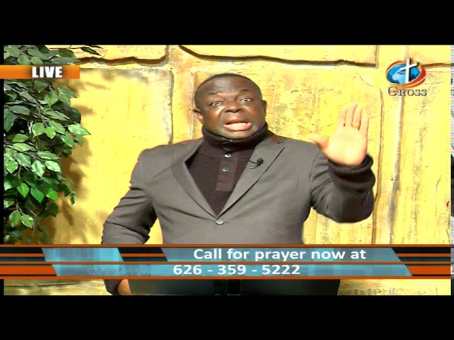 Anointing with Apostle Vincent Akosah 12-23-2019