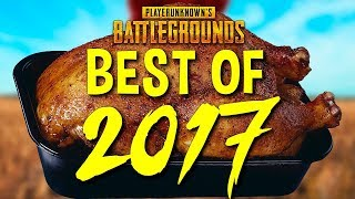 PUBG BEST MOMENTS OF 2017!