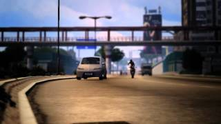 Sleeping Dogs - Driving Gameplay