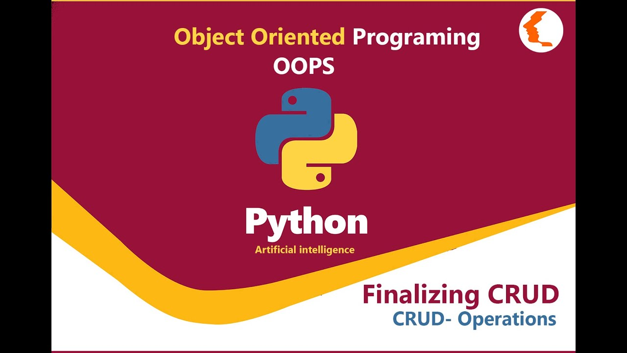 Python Tutorial [Full Course]. Advanced MVC pattern (Finalizing CRUD) Operation (OOPS). Part 37.