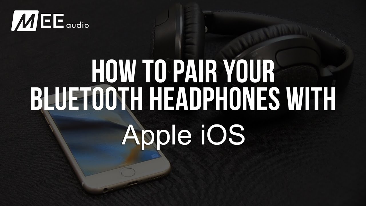 How to Pair Your Bluetooth Headphones with Apple iPhone Devices
