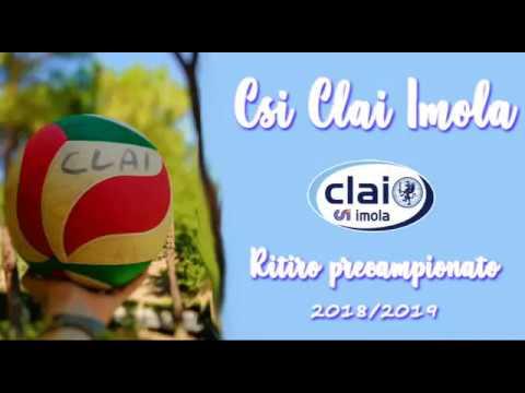 Csi Clai Imola - Ritiro precampionato 2018/2019