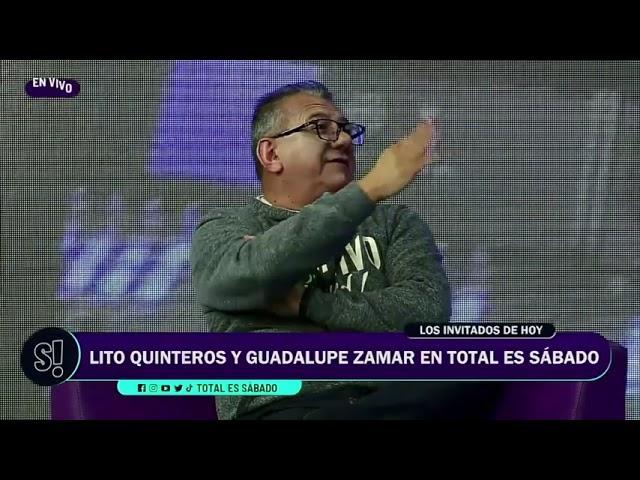 """Lito Quinteros: """"Durante la dictadura en la radio nos daban órdenes con una pistola en la mesa"""""""