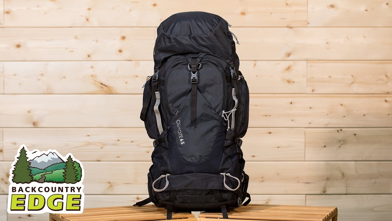 9abc7de8604 Kelty Coyote 65 Internal Frame Backpack - YouTube