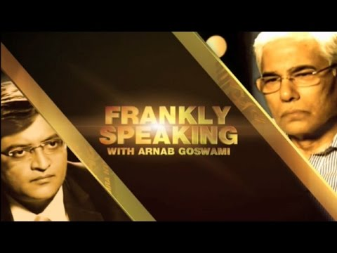 Frankly Speaking with Vinod Rai - Full Interview