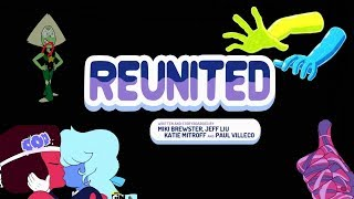 REVIEW:Reunited[Heart of the Crystal Gems]-Steven universe(ITA)