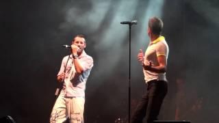 Andy y Lucas. Feria Malaga 2011. (video 22)