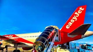 EASYJET SWITZERLAND Flight Experience, Bournemouth - Geneva (Airbus A319)