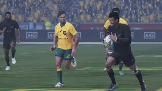 🏆 Rugby Challenge 3: BE A PRO 2017 All Blacks v Wallabies Bledisloe Cup Final Game!