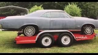 1966 PONTIAC GTO RESTORATION
