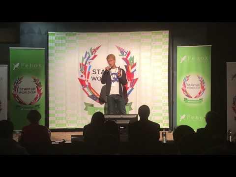 Quantstamp (QSP) CEO Richard Ma Presents at Startup World Cup 2019 Regional Finals