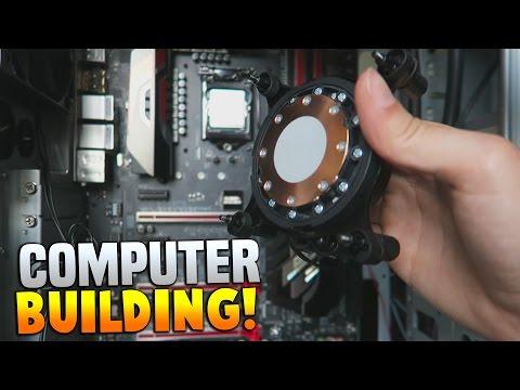 BUILDING A COMPUTER!