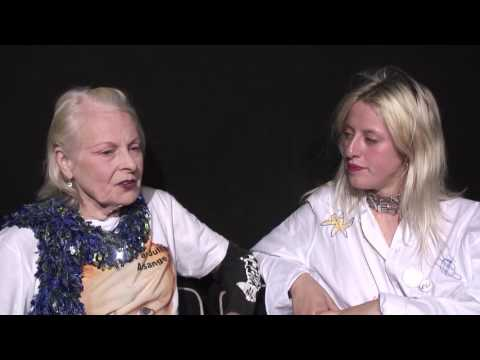 Vivienne Westwood MAN - Spring/Summer 2017 - Ep.III The Exclusive Interview with Vivienne