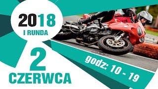 I Runda GP GYMKHANA 2018 - II Krakowski Piknik Motocyklowy