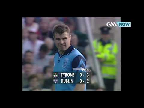 GAANOW Rewind - 1995 GAA Football All-Ireland Final: Dublin v Tyrone