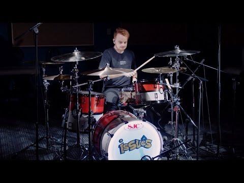 Issues - COMA Josh Manuel Drum Playthrough