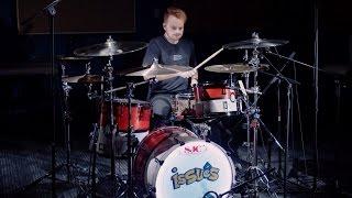 Issues - COMA (Josh Manuel Drum Playthrough)