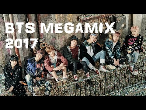BTS (방탄소년단) - The Ultimate Megamix | 18 Songs In 6 Minutes (2013 - 2017)
