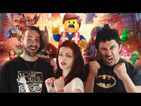 THE LEGO MOVIE REVIEW!!!
