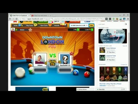 8 Ball Pool with friend