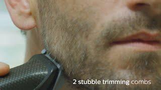 6 en 1, rostro. Multigroom MG3710
