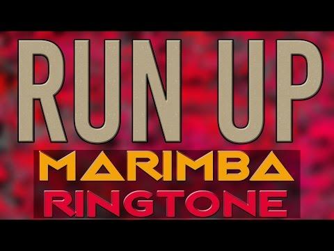 Latest iPhone Ringtone - Run Up Marimba Remix Ringtone - Major Lazer