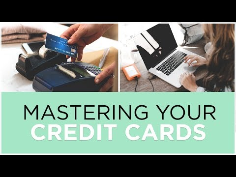 How To Be Really Good At Credit Cards