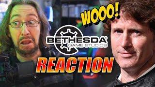 MAX *woo* REACTS: E3 Bethesda *woo* 2019 Conference *woo* & MK11 *woo* Tease!?