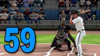 MLB 15 Road to The Show - Part 59 - Bases Loaded Clutch?! (Playstation 4 Gameplay)