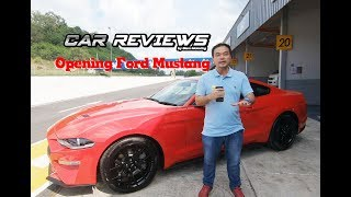 New Ford Mustang 2018 /Car Reviews By Siammotoring