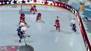 3 on 3 NHL Arcade Full Game
