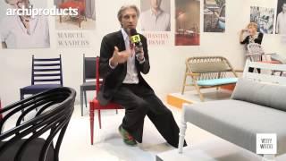 VERY WOOD   Marcel Wanders - iSaloni 2014