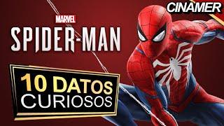 10 Curiosidades Que No Sabias ► Marvel's Spider-Man (PS4)