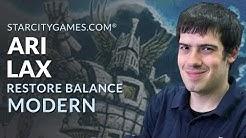Modern: Restore Balance with Ari Lax - Round 1