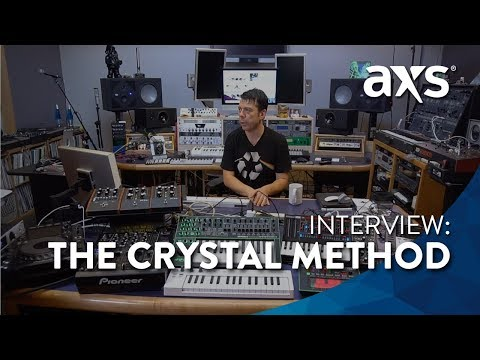 The Crystal Method - Interview